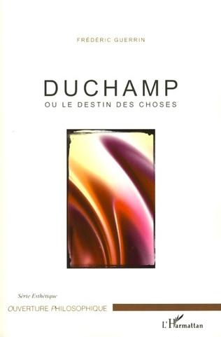 Couverture Duchamp