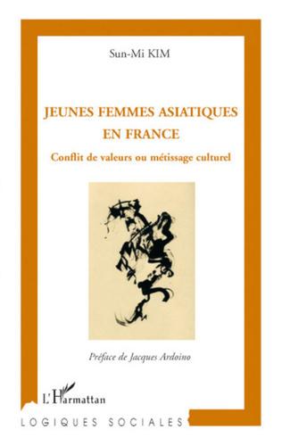 Couverture Jeunes femmes asiatiques en France