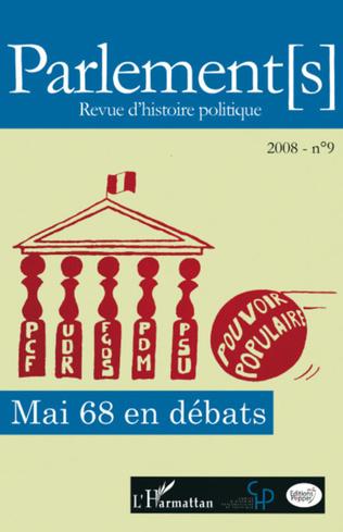 Couverture Mai 68 en débats