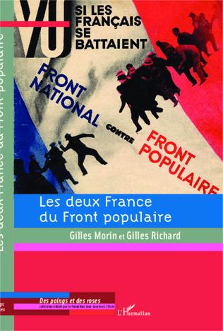 Couverture Les deux France du Front populaire