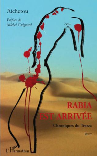 Couverture Rabia est arrivée