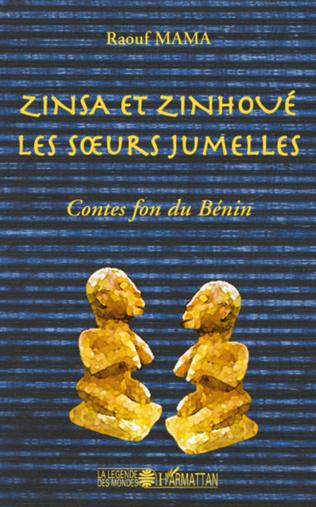Couverture Zinsa et Zinhoué les soeurs jumelles