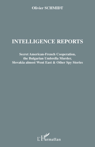 Couverture Intelligence reports
