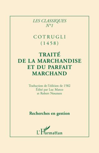 Couverture Traité de la marchandise et du parfait marchand