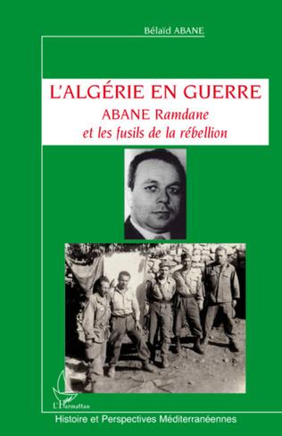 Couverture L'Algérie en guerre