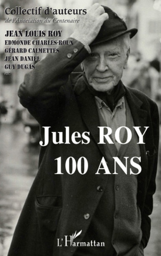Couverture Jules ROY