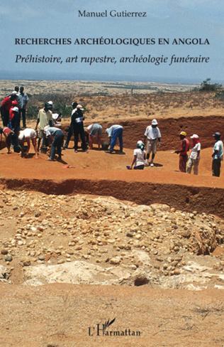 Couverture Recherches archéologiques en Angola