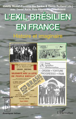 Couverture L'exil brésilien en France