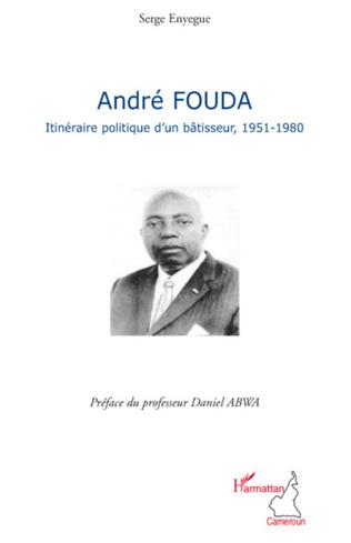 Couverture André FOUDA