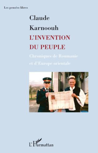 Couverture L'invention du peuple