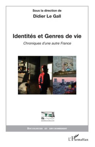 Couverture Identités et Genres de vie