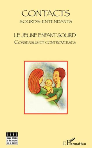 Couverture Le jeune enfant sourd