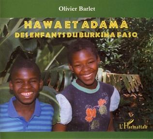 Couverture Hawa et Adama des enfants du Burkina Faso