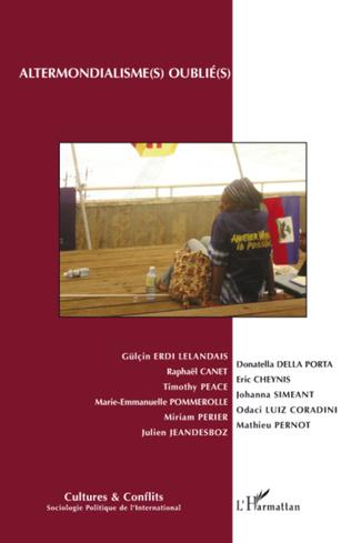 Couverture Voix africaines au Forum social mondial de Nairobi. Les chemins transnationaux des militantismes africains