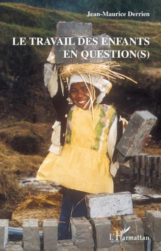 Couverture Le travail des enfants en question(s)