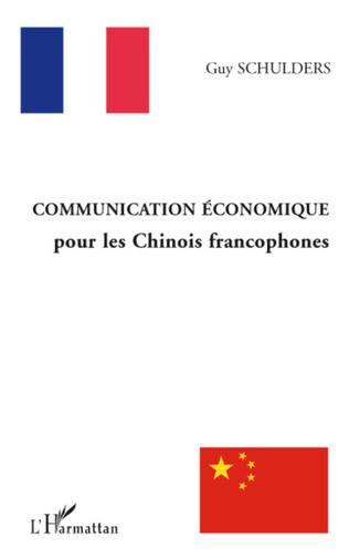 Couverture Communication économique pour les chinois francophones