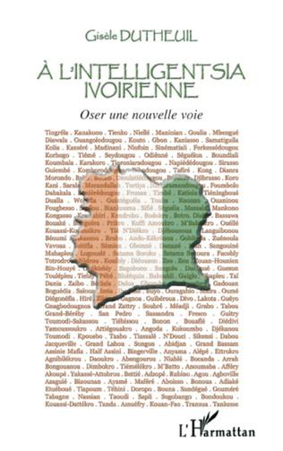 Couverture A l'intelligentsia ivoirienne