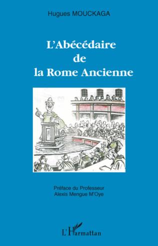 Couverture L'abécédaire de la Rome Ancienne