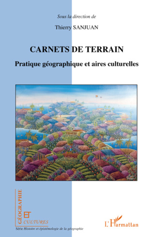 Couverture Carnets de terrain