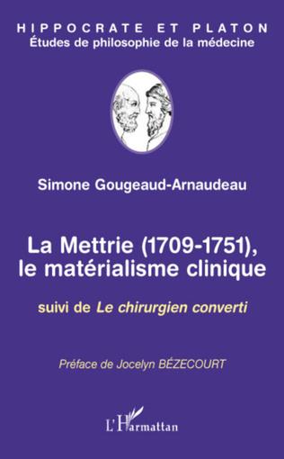 Couverture La Mettrie (1709-1751)