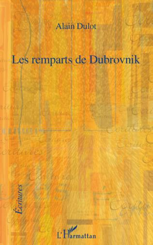 Couverture Les remparts de Dubrovnik