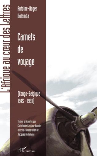 Couverture Carnets de voyage