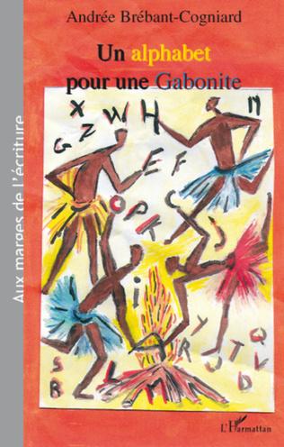 Couverture Un alphabet pour une Gabonite