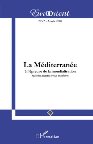 Couverture La Méditerranée à l'épreuve de la mondialisation