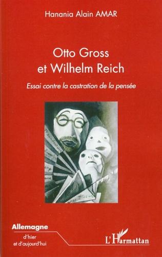 Couverture Otto Gross et Wilhelm Reich