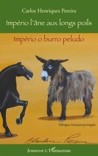 Couverture Império l'âne aux longs poils