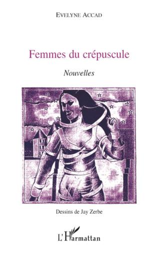Couverture Femmes du crépuscule