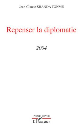 Couverture Repenser la diplomatie