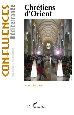 Couverture Chrétiens d'Orient