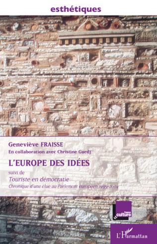 Couverture L'Europe des idées (France Culture)