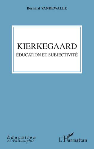 Couverture Kierkegaard