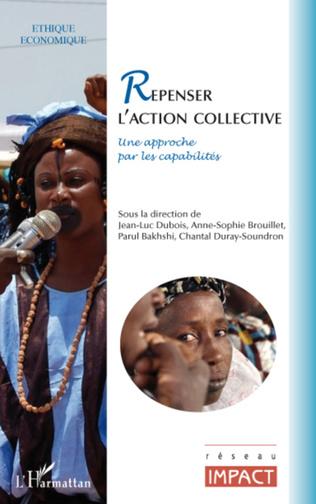 Couverture Repenser l'action collective