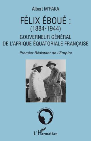 Couverture Félix Eboué 1884-1944