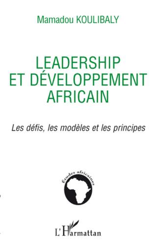 Couverture Leadership et développement africain