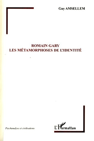 Couverture Romain Gary