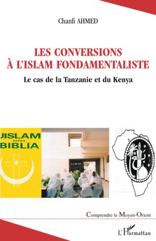 Couverture Les conversions à l'islam fondamentaliste