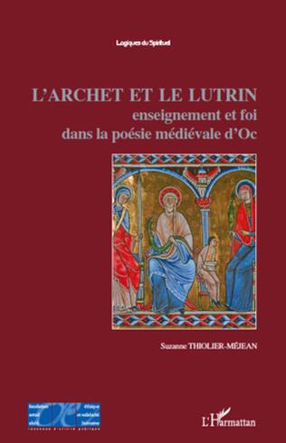 Couverture L'Archet et le lutrin