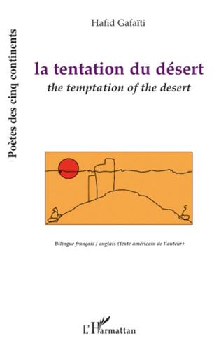 Couverture La tentation du désert