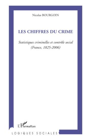 Couverture Les chiffres du crime