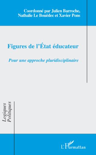 Couverture Figures de l'Etat éducateur