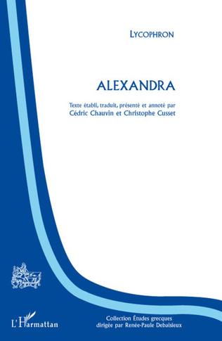 Couverture Alexandra