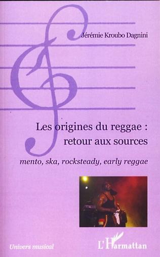 Couverture Les origines du reggae : retour aux sources