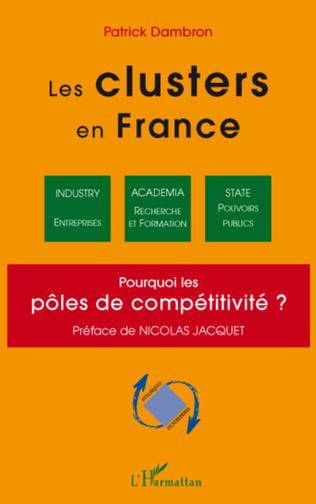 Couverture Les clusters en France