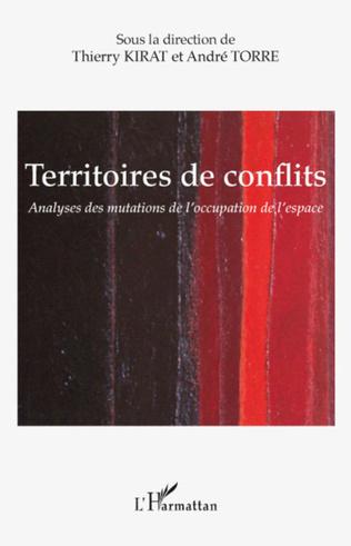 Couverture Territoires de conflits