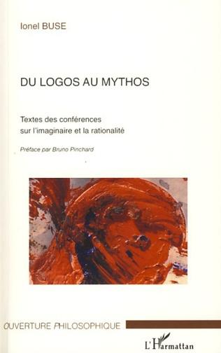 Couverture Du logos au mythos
