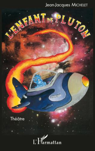 Couverture L'enfant de Pluton